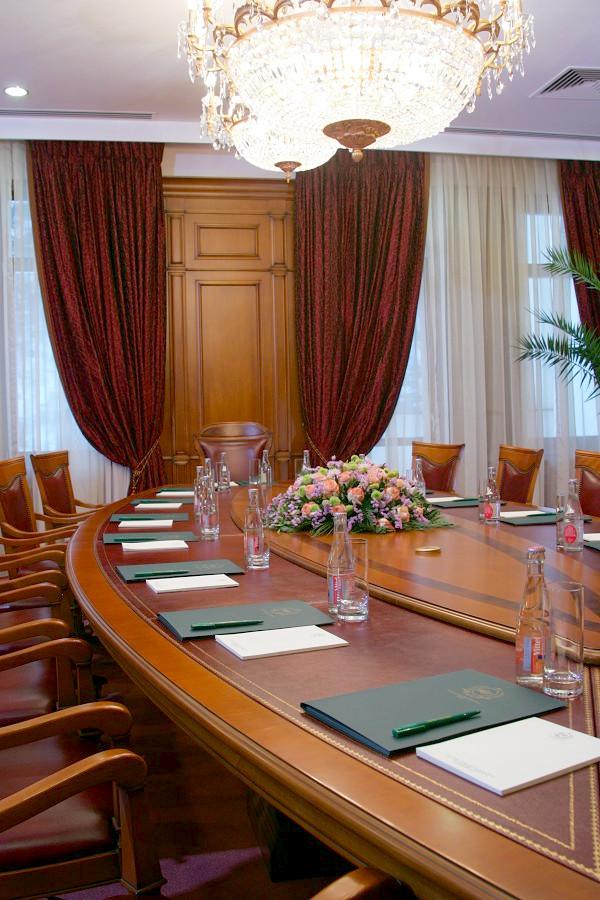 Красный зал, Гранд Отель Поляна, Красная Поляна, Сочи