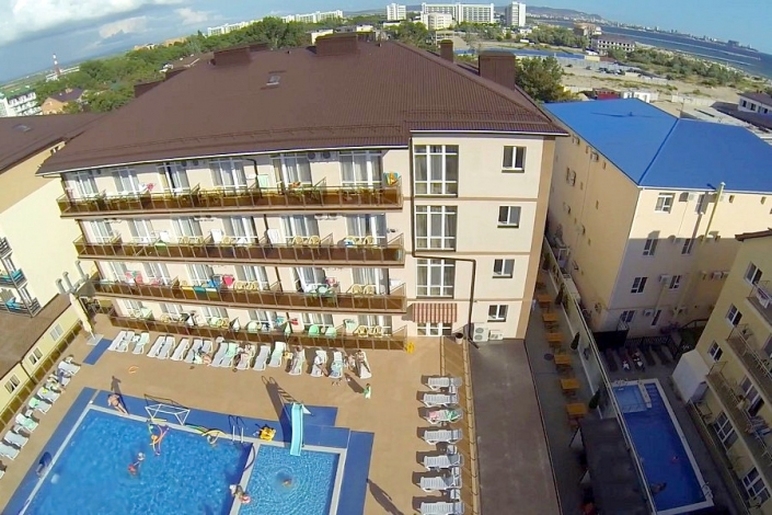 Отель Гранд Прибой, Анапа