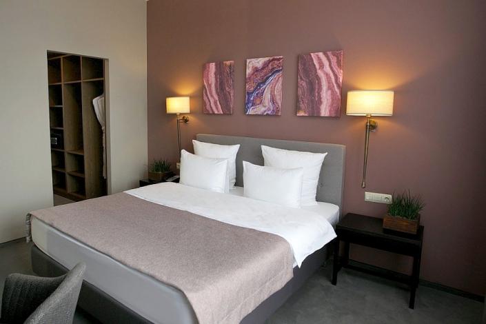 Suite c видом на горы Green Flow Hotel