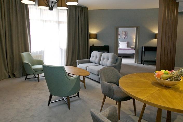 Green Flow Suite с видом на горы в Green Flow Hotel