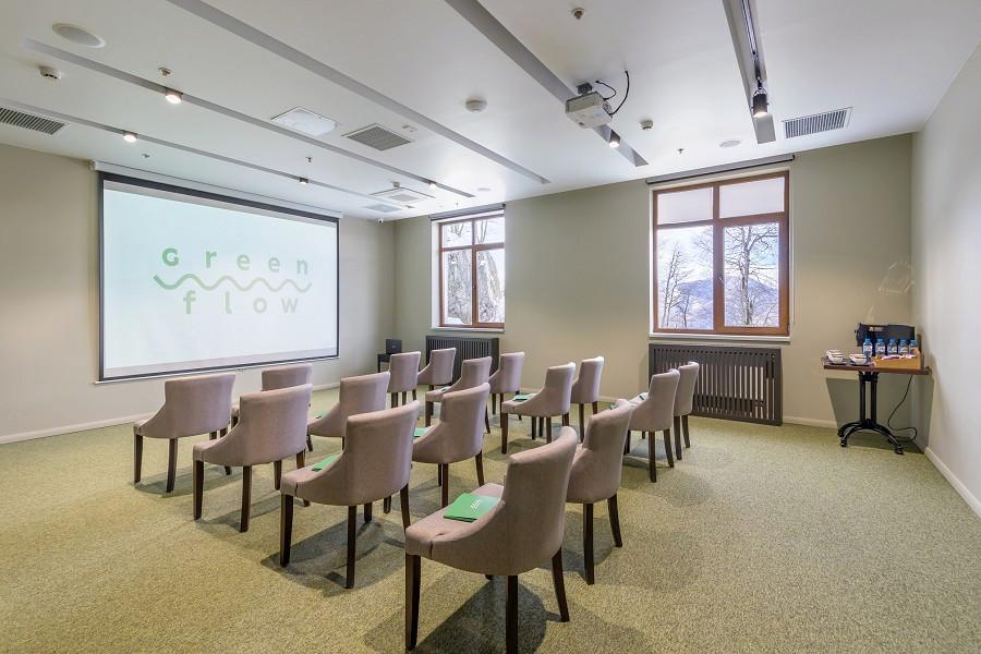 Конференц-зал Вдохновение Green Flow Hotel