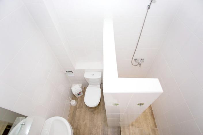 Туалетная комната номера Стандарт Плюс отеля Green Park