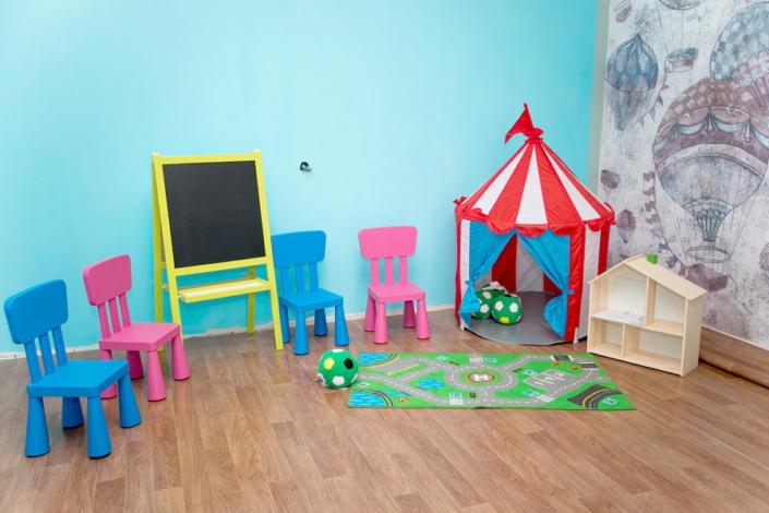 Детская комната отеля Green Park