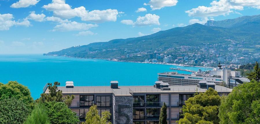 Отель Грин Парк Ялта-Интурист, Крым