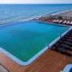 Бассейн и пляж отеля Green Terrace