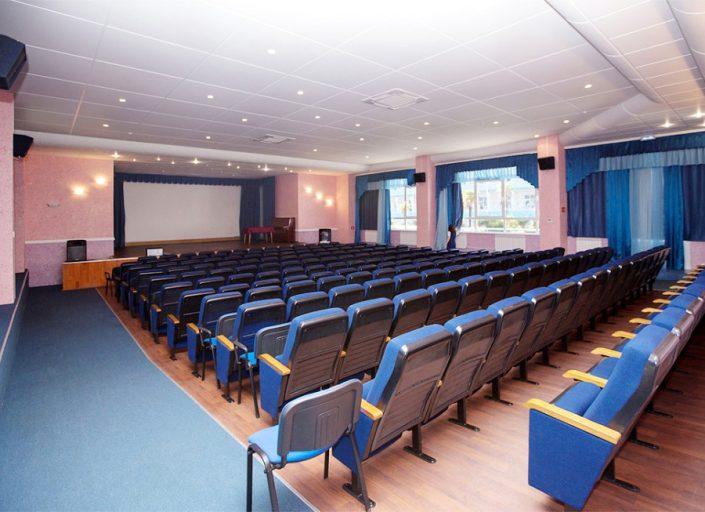Киноконцертный зал пансионата Гренада, Лазаревское, Сочи
