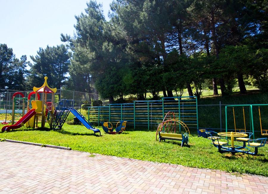Детская игровая комната пансионата Гренада, Лазаревское, Сочи