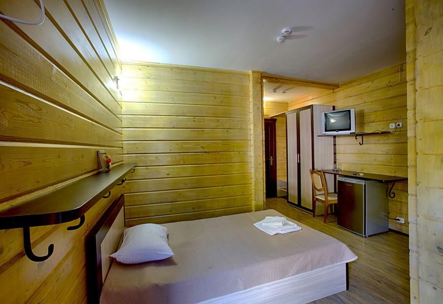 Стандартный одноместный номер гостиницы Грифон