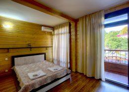 Люкс двухместный гостиницы Грифон