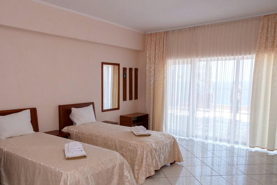Комфорт двухместный с раздельными кроватями пансионата Гринцовский