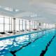 Крытый бассейн курортного комплекса Ливадийский