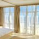 Полулюкс четырехместный в отеле Gurzuf Sunrise