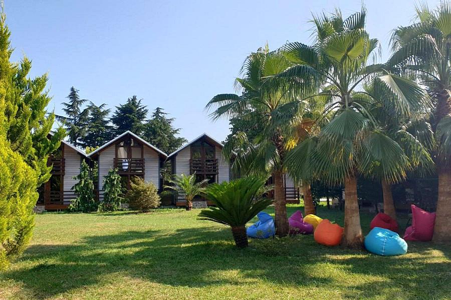 Коттеджный комплекс Happy Land, Абхазия, Пицунда, Лдзаа