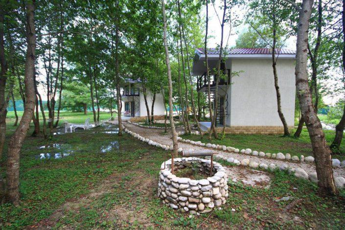 Гостиница Хипста Ривер Экопарк, Гудаута