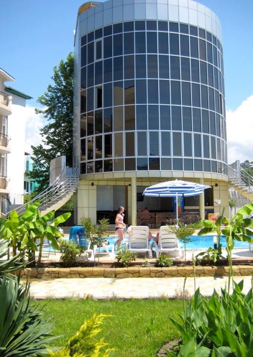 Апарт-отель Holiday, Лазаревское, Сочи
