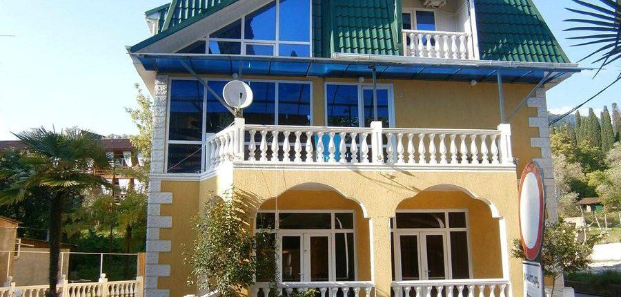 Отель Лебедь, Новый Афон