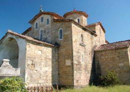 Храм Успения Пресвятой Богородицы, Лыхны, Абхазия