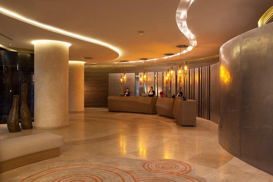 Служба приема и размещения отеля Hyatt Regency Sochi