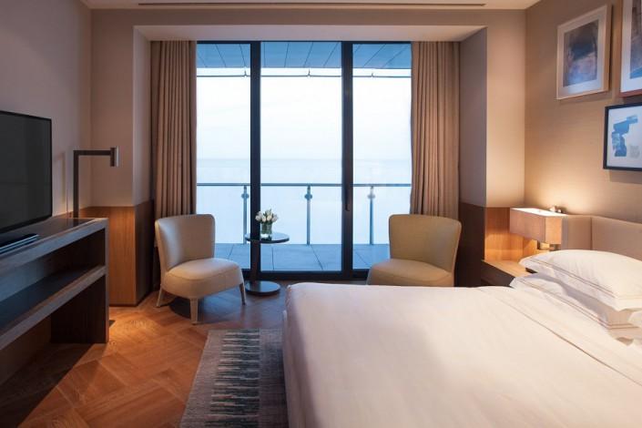 Номер Exclusive Suite в отеле Hyatt Regency Sochi