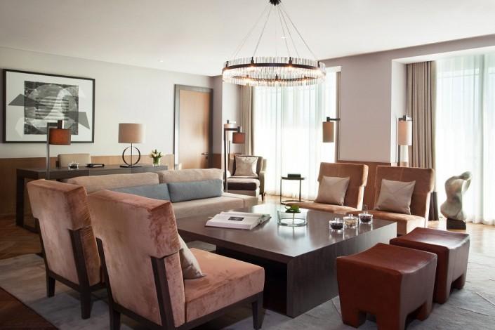 Номер Suite в отеле Hyatt Regency Sochi