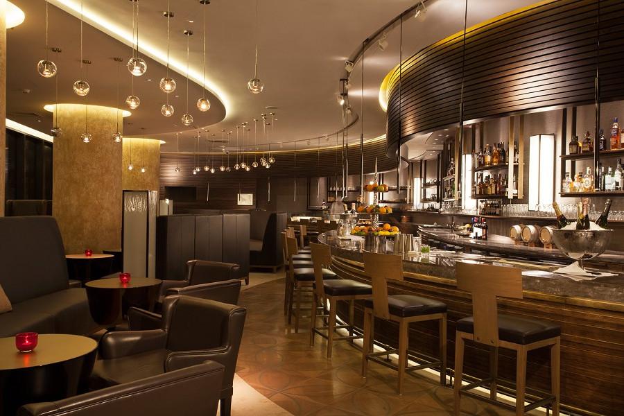 Бар Мояма в отеле Hyatt Regency Sochi