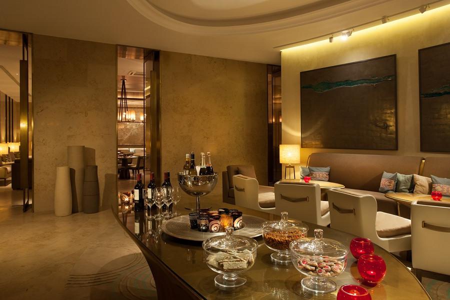 Ресторан в отеле Hyatt Regency Sochi