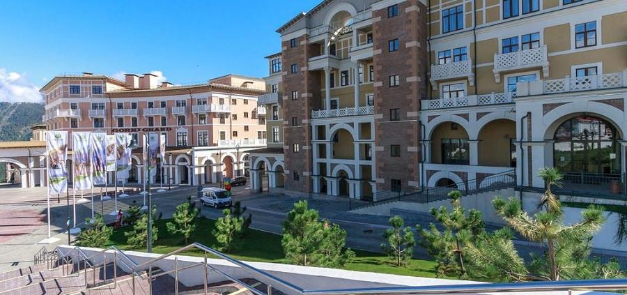Отель Ibis Styles Krasnaya Polyana, Сочи
