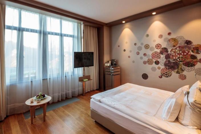Стандартный номер отеля Ibis Styles Krasnaya Polyana