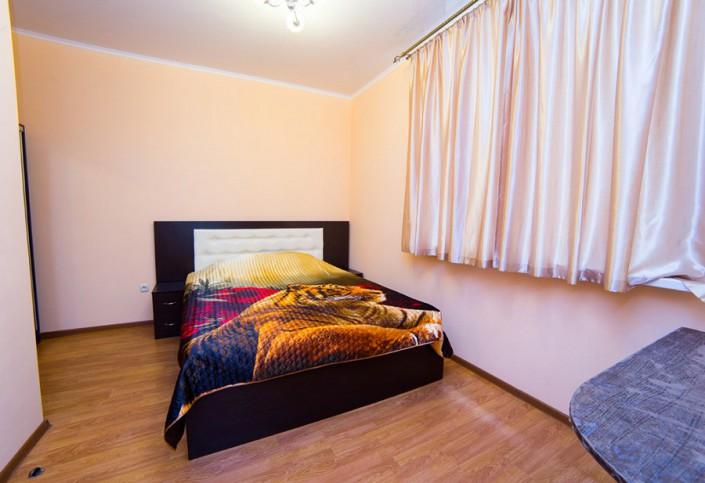 Стандарт трехместный двухкомнатный номер отеля Илиос, Гагра, Абхазия