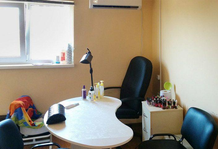 Косметологический кабинет гостиницы Илиос, Гагра, Абхазия