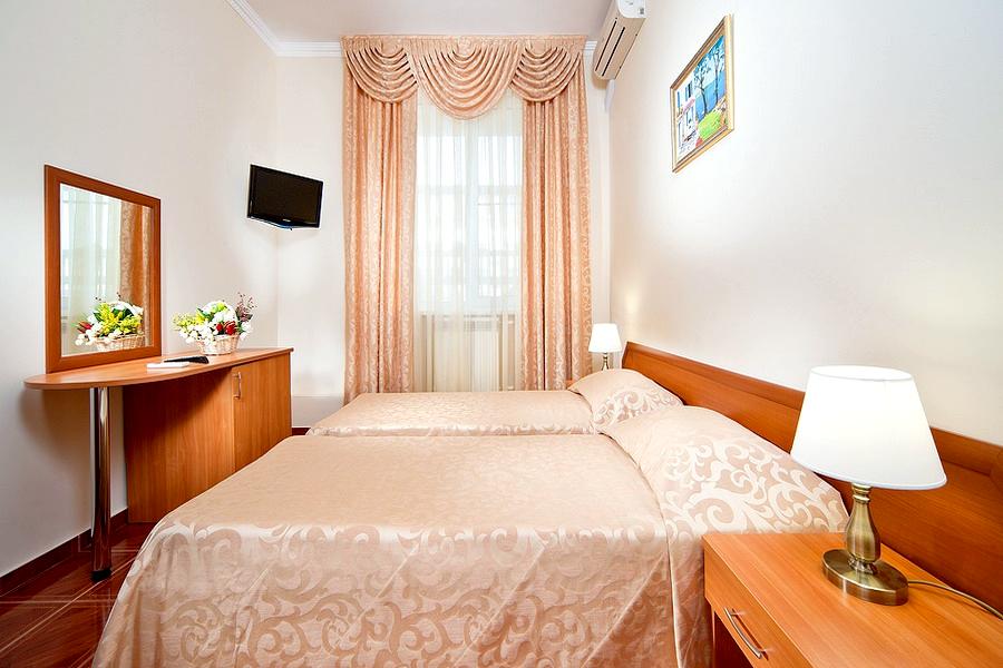 Стандарт двухместный без балкона в отеле Имера