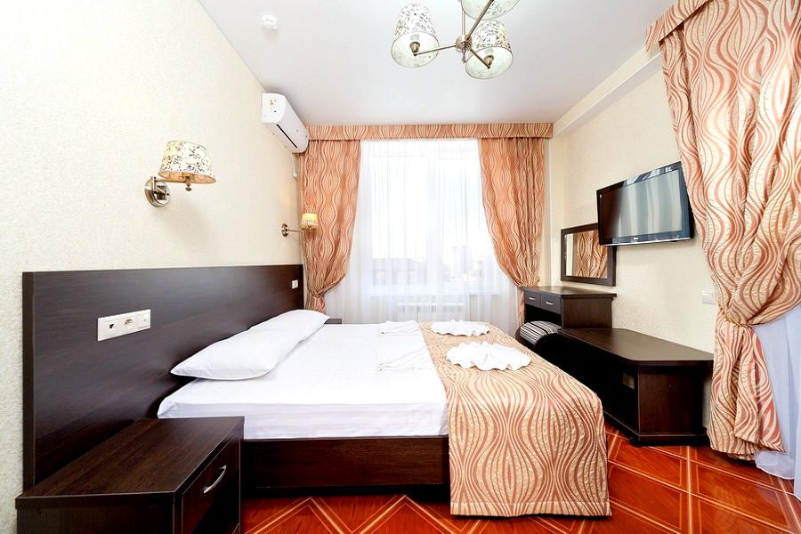 Стандарт двухместный с балконом в отеле Имера
