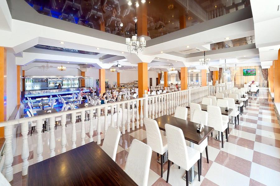 Кафе-столовая и бар отеля Имера