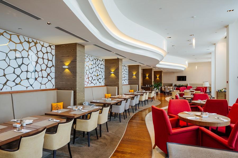 Ресторан Босфор отеля Имеретинский