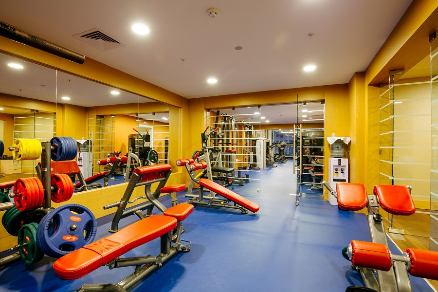 Фитнес-центр отеля Имеретинский