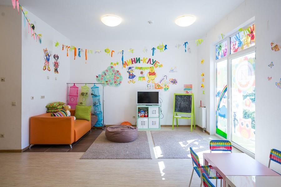 Детский клуб отеля Имеретинский