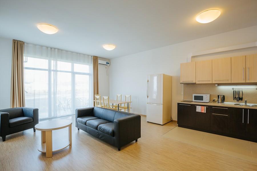 3-х и 4-х комнатные апартаменты в Заповедном квартале отеля Имеретинский