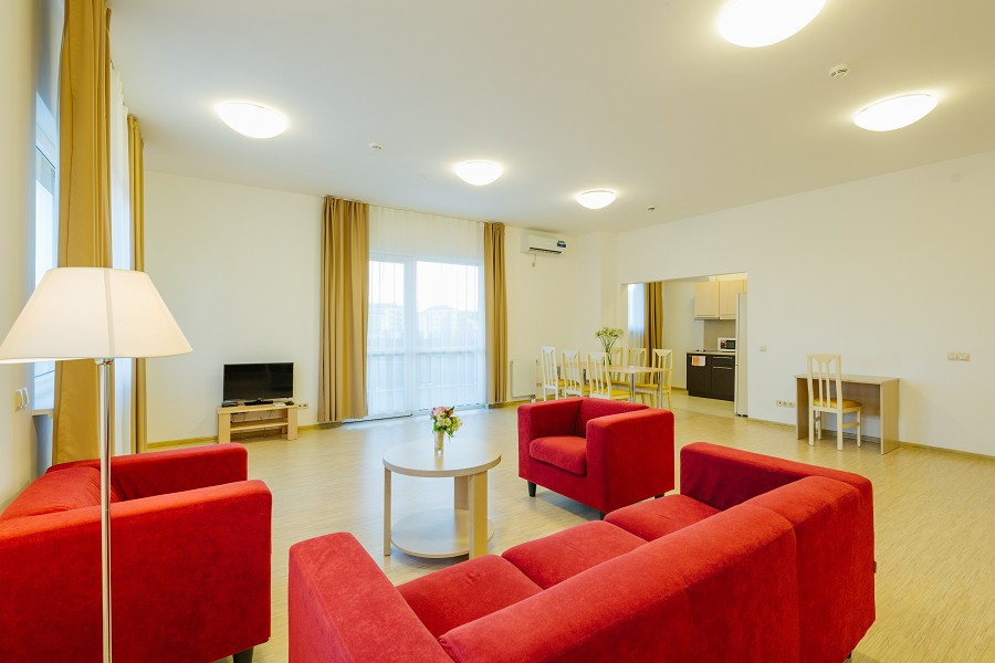 3-х и 4-х комнатные апартаменты в Парковом квартале отеля Имеретинский