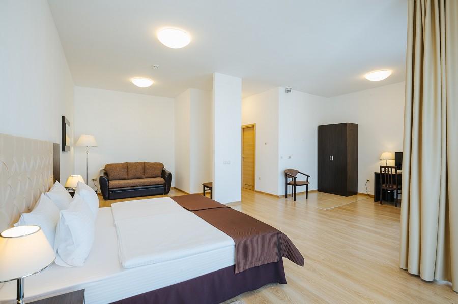 1-комнатные апартаменты Студия в Прибрежном квартале отеля Имеретинский