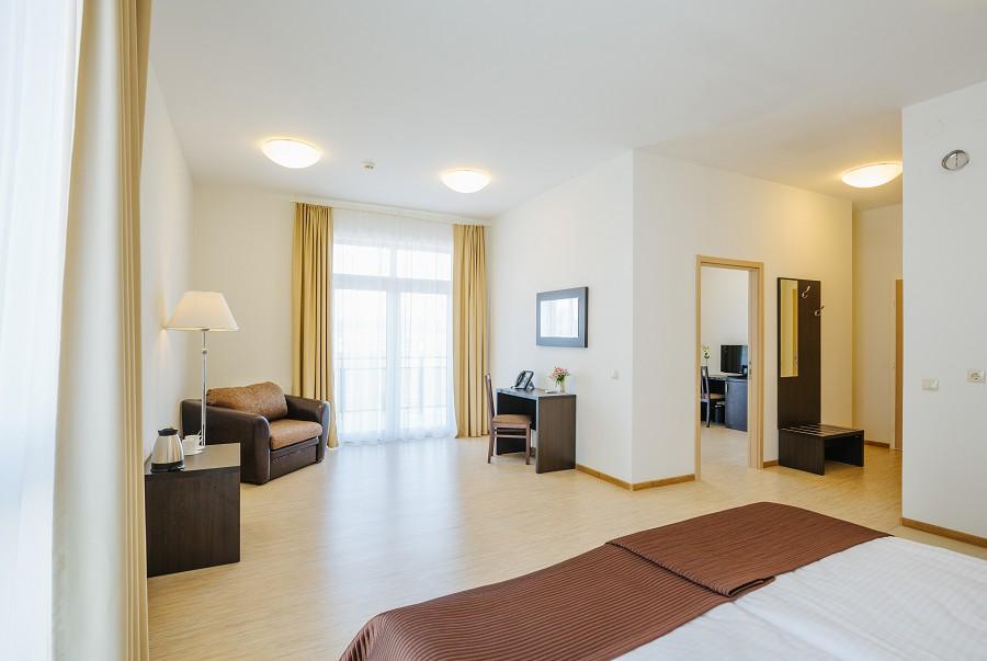2-х комнатные апартаменты в Прибрежном квартале отеля Имеретинский