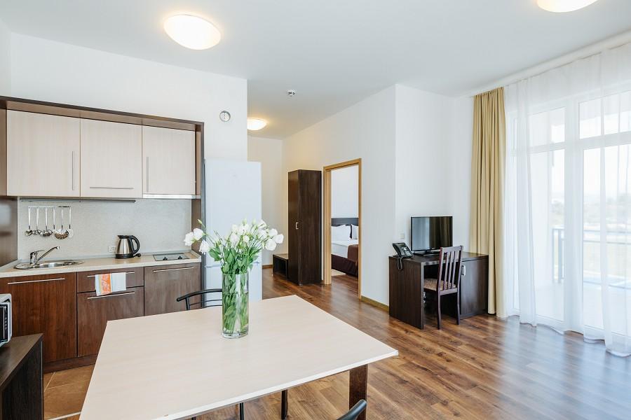 3-х и 4-х комнатные апартаменты в Прибрежном квартале отеля Имеретинский