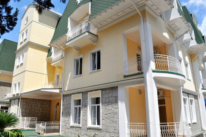 Пансионат Империал 2011, Крым, Ялта