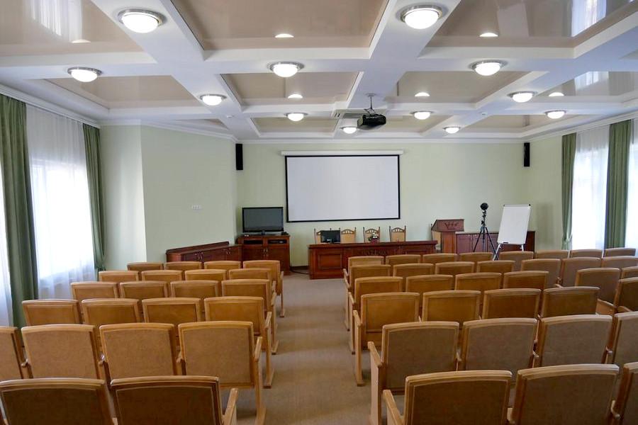 Конференц-зал пансионата Империал 2011