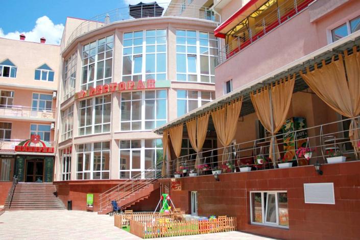 Санаторно-оздоровительный комплекс Империя, Евпатория, Крым