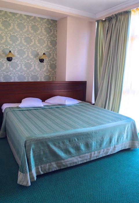 Стандартный номер отеля Индисан