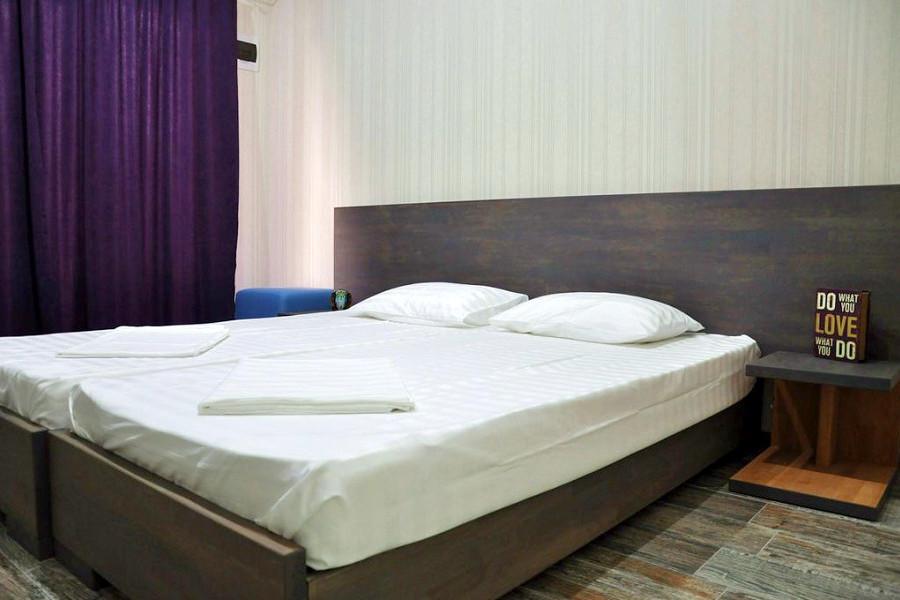 Номер в отеле Инжир Вилладж
