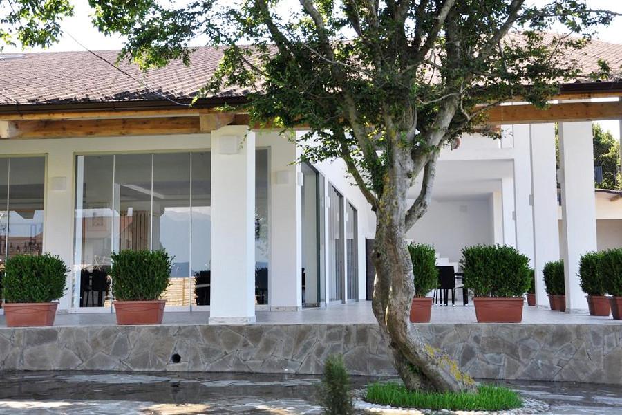 Территория отеля Инжир Вилладж