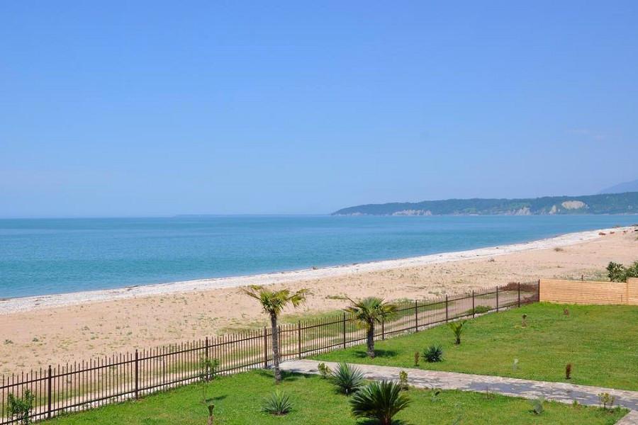 Пляж отеля Инжир Вилладж