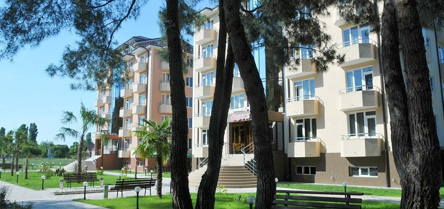 Пансионат Ирэн, Пицунда, Абхазия