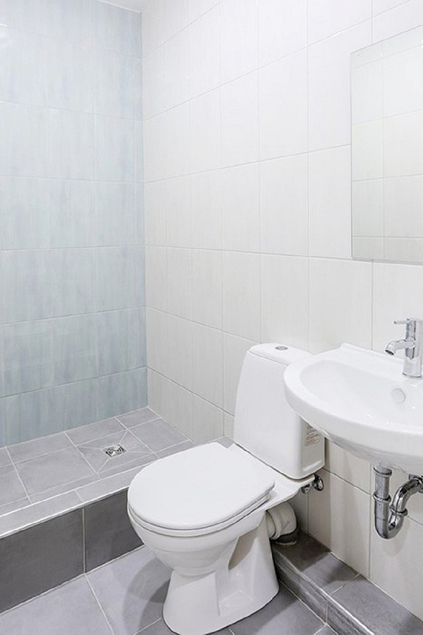 Туалетная комната Стандартного номера отеля IvMountain, Сочи, Красная Поляна